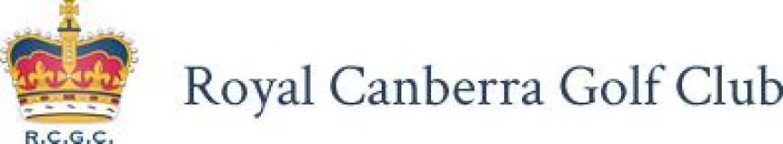 Royal Canberra Golf Club Logo