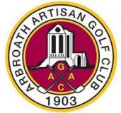 Arbroath Golf Links Logo