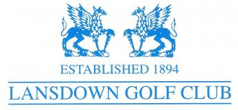 Lansdown Golf Club  Logo