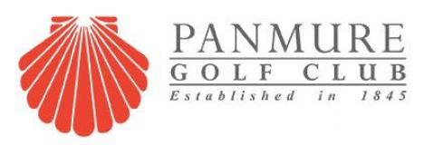 Panmure Golf Club 标志