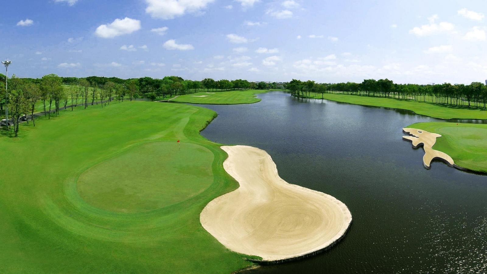 Thana city country club book golf online golfscape - Golf cart rentals garden city sc ...