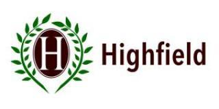 Highfield Golf Club Logo