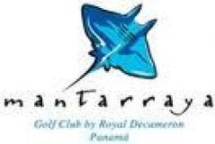 Mantarraya Golf Club Logo