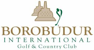 Borobudur International Golf & Country Club Logo