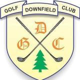 Downfield Golf Club 标志