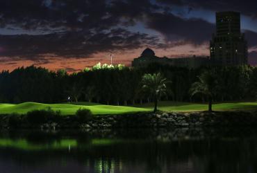 アル ハムラ ゴルフクラブ(チャンピオンシップコース)