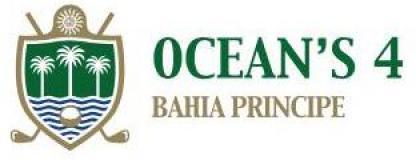 Ocean's 4 Bahia Principe 标志