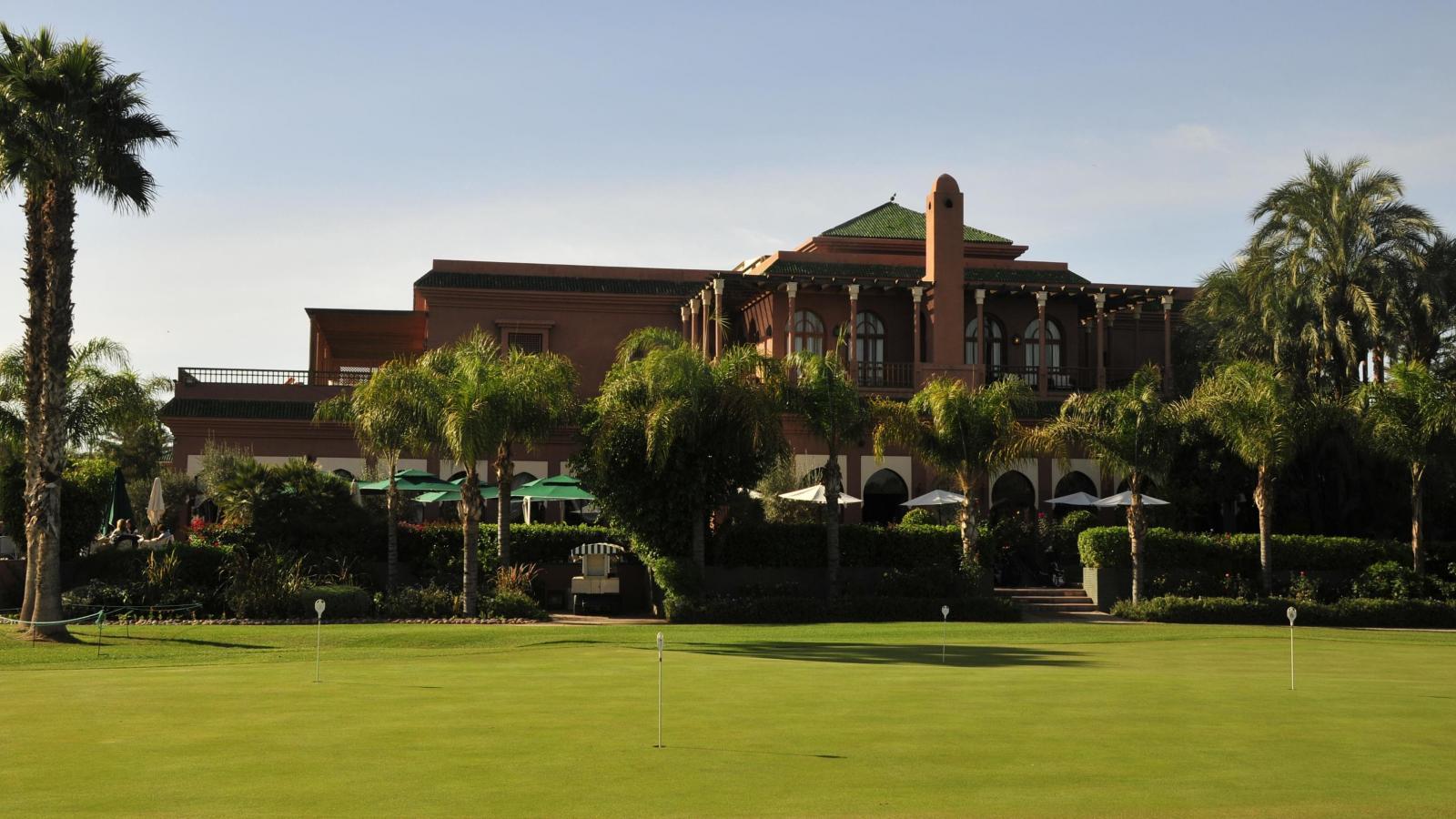 PalmGolf Marrakech Palmeraie ⛳️ Book Golf Online • golfscape™