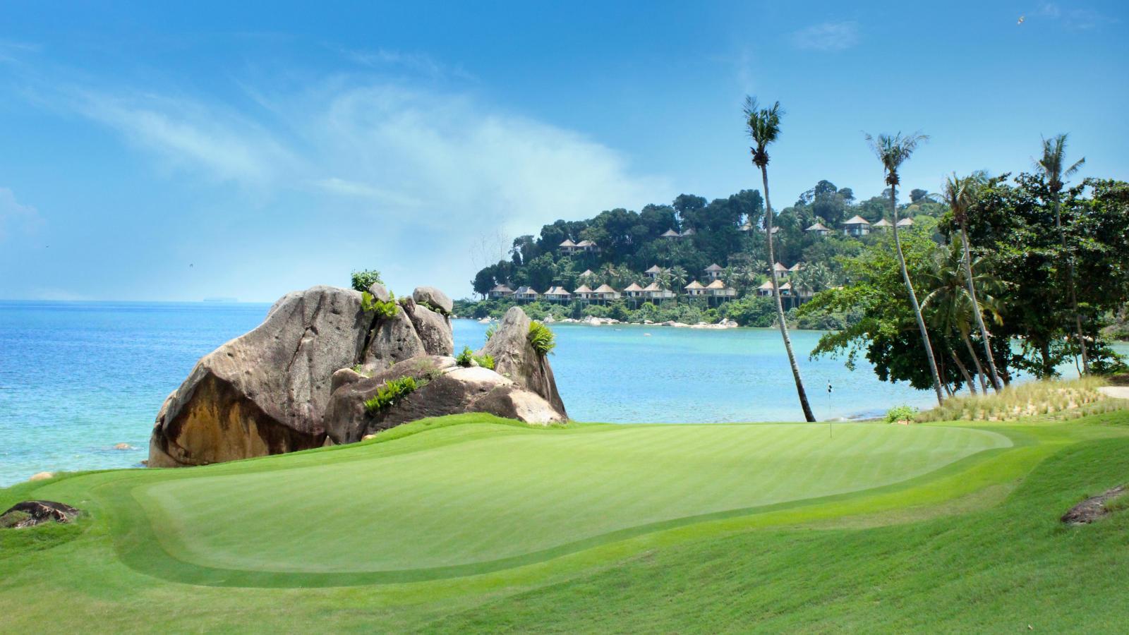 Laguna golf Bintan | Sumber: golfscape