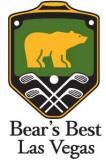 拉斯维加斯金熊高尔夫球场标志