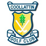 Coollattin Golf Club  Logo