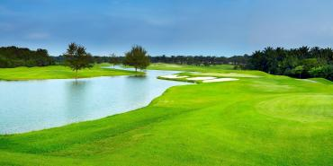 Tanjong Puteri Golf Resort (Straits Course)