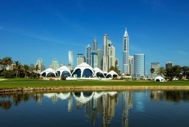 Emirates Golf Club (Majlis Course)