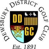 Dewsbury District Golf Club Logo