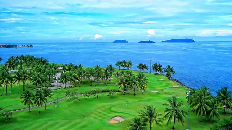 Sutera Harbour Marina Golf & Country Club