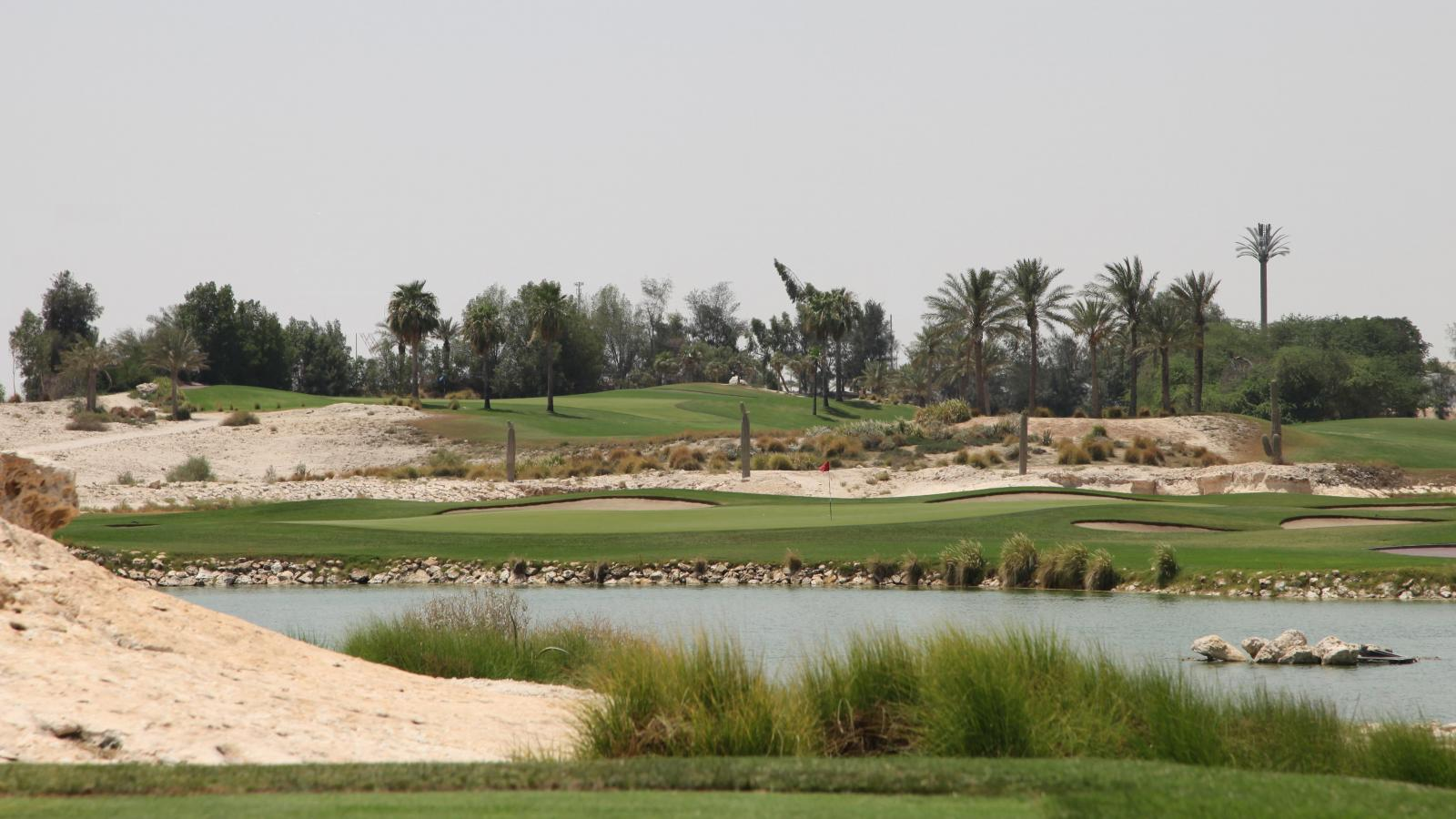 Doha Golf Club (Championship Course) ⛳️ Book Golf Online