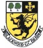 Blackwood Golf Club 标志