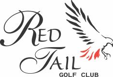 Red Tail Golf Club  Logo