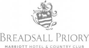 Breadsall Priory Country Club (Championship Priory Course) Logo