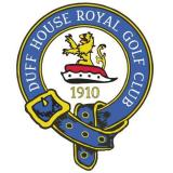 Duff House Royal Golf Club  标志