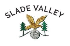 Slade Valley Golf Club 标志