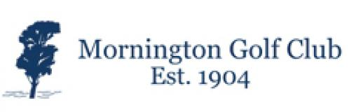Mornington Golf Club  Logo