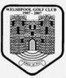 Welshpool Golf Club  标志