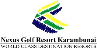 Nexus Golf Resort Karambunai  Logo