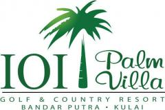 IOI Palm Villa Golf & Country Resort  Logo