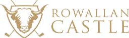 Rowallan Castle Golf Club  Logo