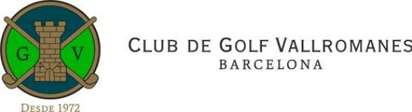 Club de Golf Vallromanes  标志