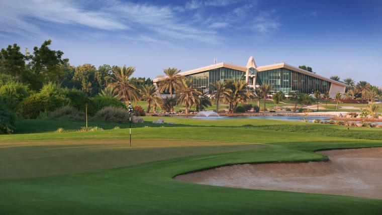 Abu dhabi golf club in abu dhabi united arab emirates for Abu dhabi country club salon